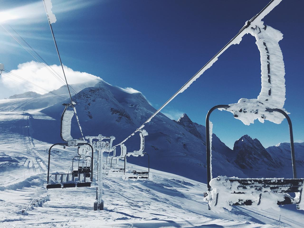 на лыжи в ноябре