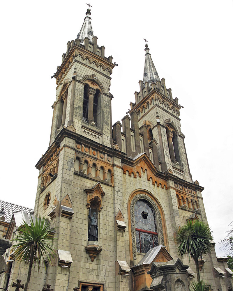 Кафедральный собор в Батуми