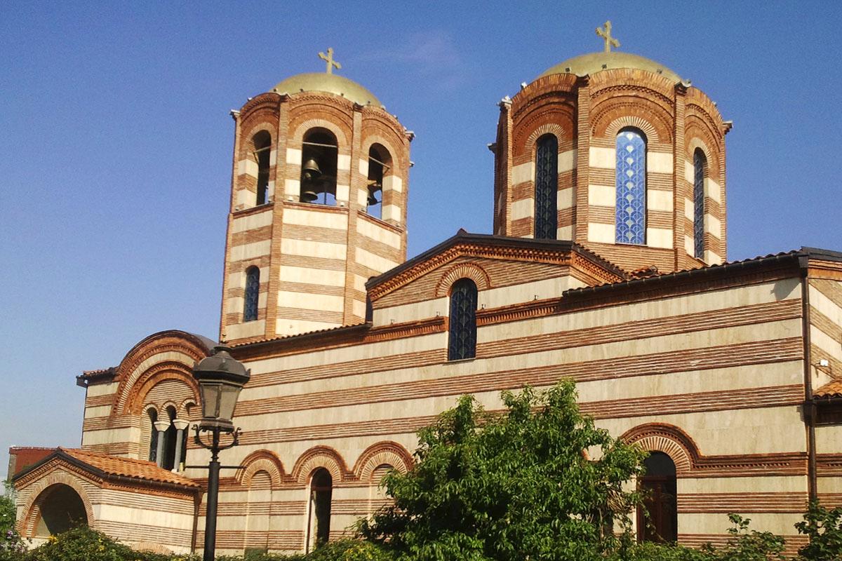 Церковь Св. Николая в Батуми