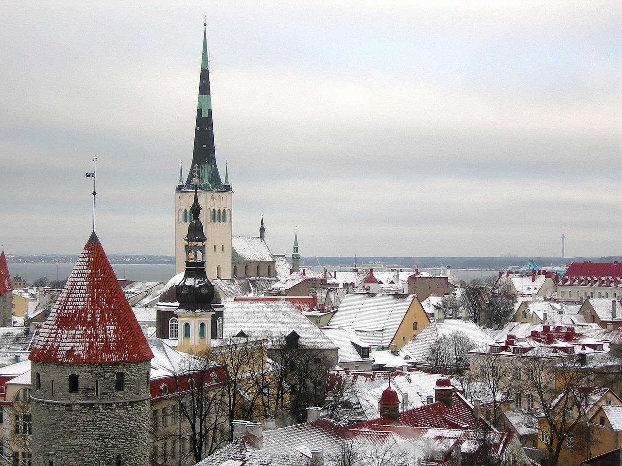 Рождественские ярмарки в Таллине