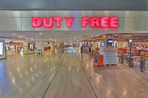Магазины в чистой зоне аэропорта