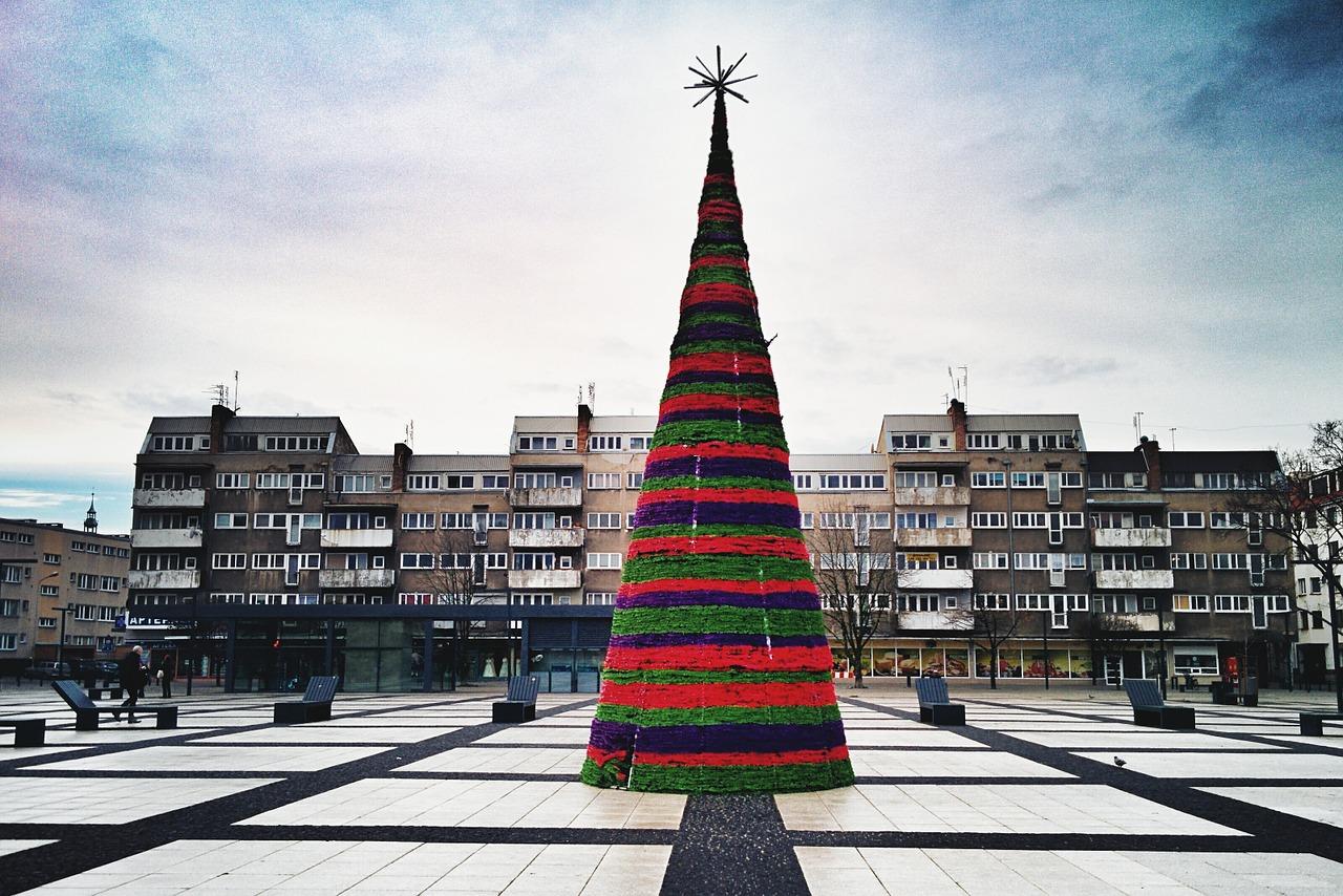 Рождественские ярмарки во Вроцлаве